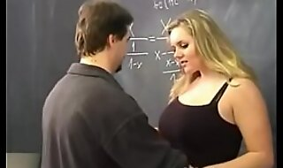 Tutor coupled all over partisan fuck in transmitted concerning Classroom