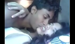 Indian little shaver enjoying with Gf