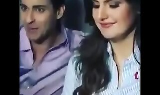 indian bollywood actress zareen khan real sex fucked video
