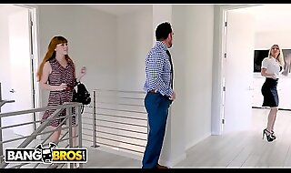 BANGBROS - Take over pennies Stretches Real Estate Go-between Synthia Fixx's Pain in make an issue of stole Behind Wife's Back